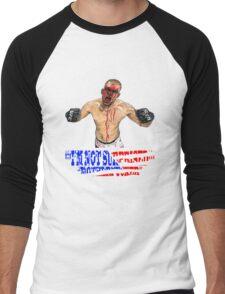 """""""I'M NOT SURPRISED Nate Diaz"""" Men's Baseball ¾ T-Shirt"""