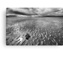 Magilligan Ripples Canvas Print