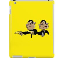 Monkey Pulp Fiction iPad Case/Skin