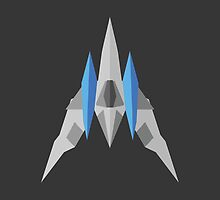 Arwing  by BlazeSeven