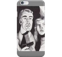 Film Noir with a Gun iPhone Case/Skin