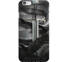 Guardian of The Realm iPhone Case/Skin