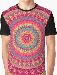 Mandala 80 Graphic T-Shirt