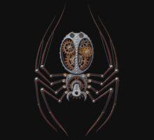 Rough Steel Steampunk Spider Kids Clothes