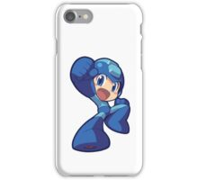 Mega Man Anime Hop! iPhone Case/Skin