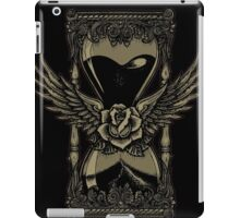 Neotraditional Vintage Hourglass Variant iPad Case/Skin