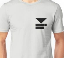 Undertale Papyrus Emblem Unisex T-Shirt