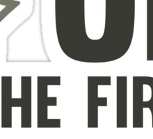 I fuck On The First Date Funny Flirting T-Shirt Sticker