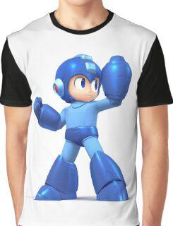 Mega Man Smash Brothers Wii U! Graphic T-Shirt