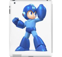 Mega Man Smash Brothers Wii U! iPad Case/Skin