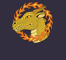 Dragon Enwreathed Unisex T-Shirt