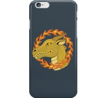 Dragon Enwreathed iPhone Case/Skin