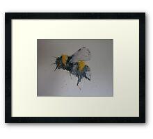 Bee! Framed Print