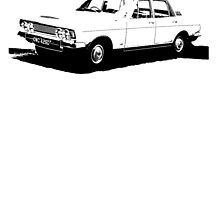 FORD Zephyr/Zodiac MkIV 1966 - 72 by garts