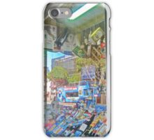 North Beach Deli iPhone Case/Skin