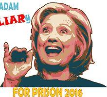 Liar for Prison 2016 by ArtByRuta
