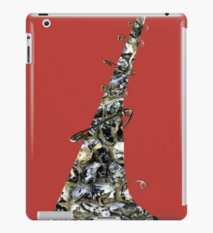 Flint slash iPad Case/Skin