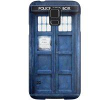 The TARDIS Samsung Galaxy Case/Skin