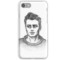 James Dean Inspired Art iPhone Case/Skin