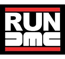 RUN DeLorean Motor Company Photographic Print