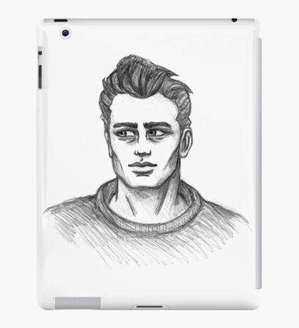 James Dean Inspired Art iPad Case/Skin