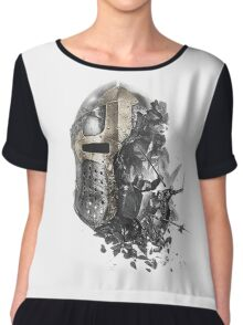 For Honor Knight  Chiffon Top
