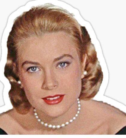 Grace Kelly Rear Window Sticker