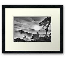 Heaven's Waiting Room Framed Print