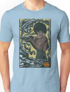 Bad Girls of Motion Pictures #2 (of 9)- Coffy Unisex T-Shirt