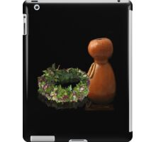 Hawaiian Haku Lei and Ipu iPad Case/Skin