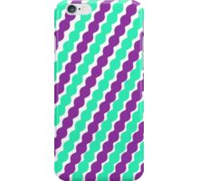 Purple and Green  iPhone Case/Skin