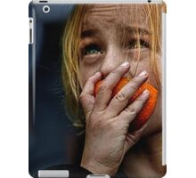 Tell Me A Story 7: Refugee With Rind iPad Case/Skin