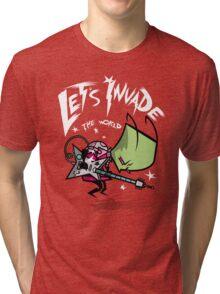 Zim Pilgrim Tri-blend T-Shirt