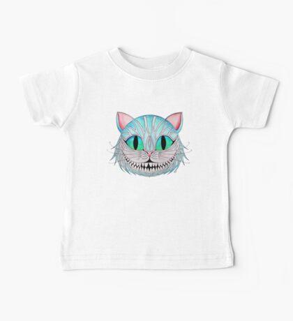 Cheshire Cat (Dark background) Kids Clothes