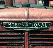 International Grille  by Rob Hawkins