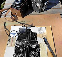 drawing camera by Loui  Jover
