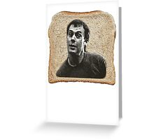 Toasty Greeting Card