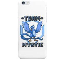 Team Mystic pokemon go Pixelart iPhone Case/Skin
