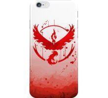 Fiery Valor iPhone Case/Skin