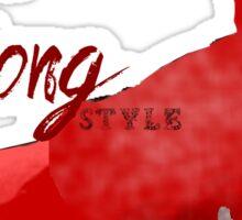 King Of Strong Style | Shinsuke Nakamura Sticker