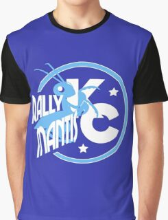 KC Royals: Rally Mantis Graphic T-Shirt
