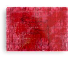 blood money Metal Print
