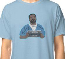 Schoolboy Q (Jail) - Cartoon Classic T-Shirt