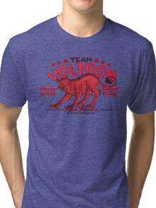 Red Paladin Vintage Shirt Tri-blend T-Shirt