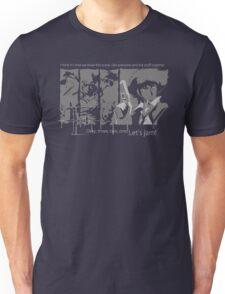 Asteroid Blues Unisex T-Shirt