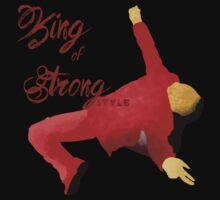 King Of Strong Style | Shinsuke Nakamura Baby Tee