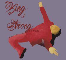 King Of Strong Style | Shinsuke Nakamura Kids Tee