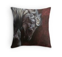 From Out of the Dark Throw Pillow