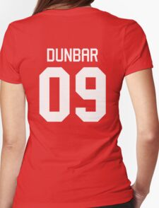 Liam Dunbar #09 Womens Fitted T-Shirt