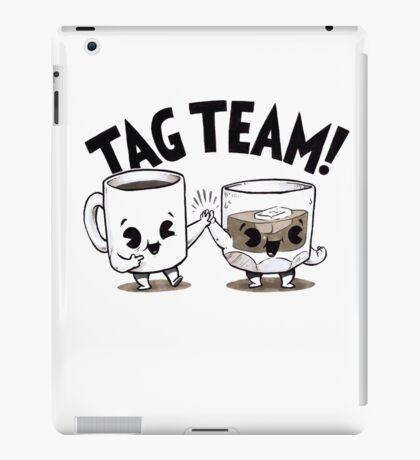 Tag Team! iPad Case/Skin